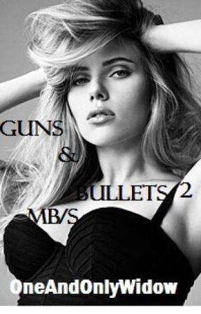 Guns & Bullets 2 by OneAndOnlyWidow