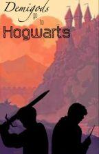 Demigods go to Hogwarts [HIATUS] by void_valdez