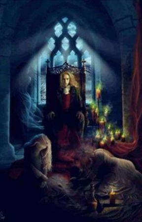 il trono oscuro by ChristianVinci4