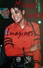 Michael Jackson Imagines  by gweeniiiilana