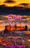 Gone and Left to Rule |Percabeth AU cover