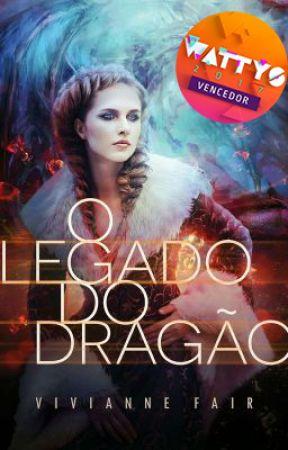 O Legado do Dragão - degustação by VivianneFair