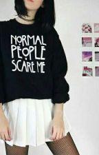 Normal People Scare Me від black_girl_25