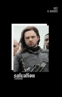 salvation ; 𝐛. 𝐛𝐚𝐫𝐧𝐞𝐬  ,  𝟐 cover