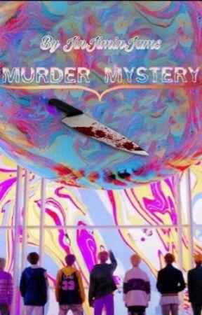 MURDER MYSTERY by ihazakookie