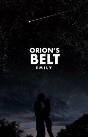 orion's belt   ✓ by lovealwaysem