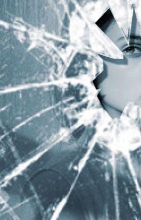 Broken Glass by qxeendifferent