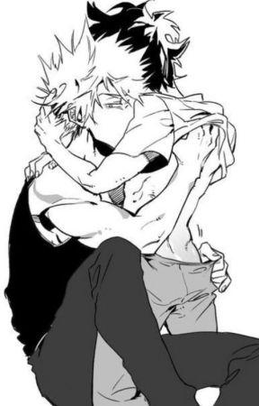 """Can I Love You?"" [Boku No Hero Academia Yaoi] by Misty-tan"