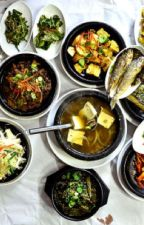 KOREAN DISHES by casheerose