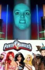 Mighty Morphin Pop Star Rangers by ArgenisJose