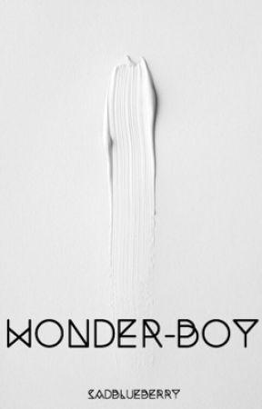 Wonder-Boy 🕸 Peter Parker by sadblueberry