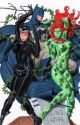 Batman+ poison ivy by user51232933