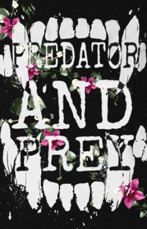 Predator and Prey by Cazypup