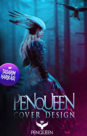 PENQUEEN Cover Design | OPEN by Pen_Queen