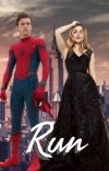 Run - Peter Parker cover
