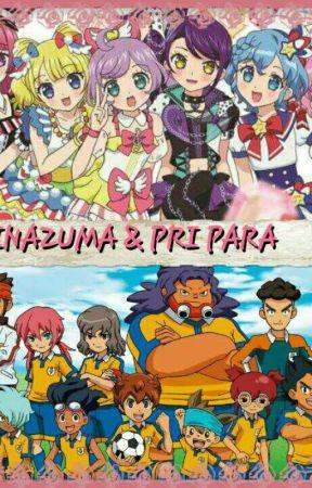 INAZUMA & PRI PARA by Hikary080596