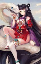 Snake        - Akatsuki no Yona- by DancingRose22