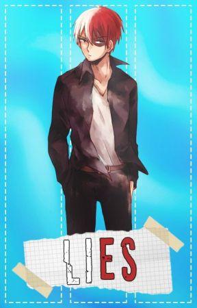 Lies - [TodoDeku] by -Daneko-