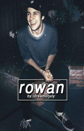 ROWAN •dobrik• by IDreamOfJuly
