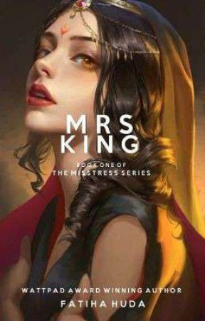 Mrs. King: The Queen From Marhaen by thefatiha__