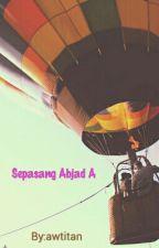 Sepasang Abjad A by greentea-ice