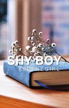 Shy Boy by xSceneGirl