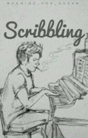 SCRIBBLING (Arabic Translation)✔️ by Salma_Essam