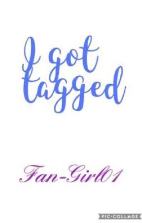 I got tagged by ladysnxrk