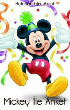 Mickey İle Anket  by Liseli_Azrail
