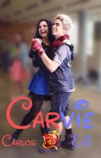 Love on the Isle of the Lost by CarVie16
