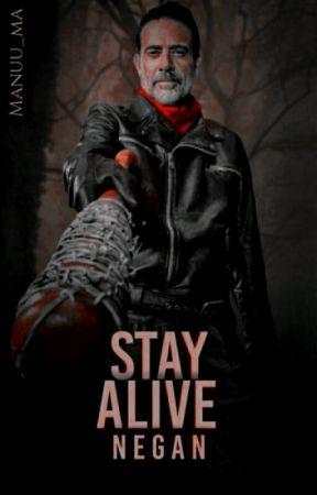 Stay Alive 》Negan [REESCREVENDO] by manuu_ma