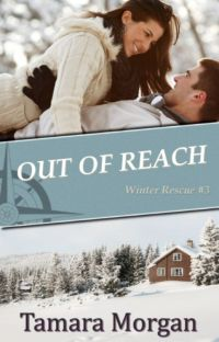 Out of Reach (Winter Rescue #3) cover