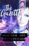 \\ The GazettE x Reader Imagines // ✔ cover