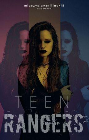 Teen Rangers (Teen Wolf/Power Rangers) (BEING REWRITTEN) by -staysareclowns
