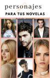 Nombres, Apellidos Y Personajes Para Tus Novelas cover