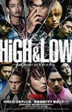 High & Low Oya High (FanFiction) by puregoldbun