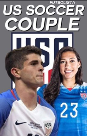 USSoccer Couple---Christian Pulisic{discontinued} by saucyfutbolista