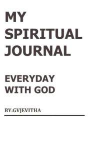My Spiritual Journal cover