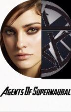 Agents of Supernatural (Marvel x Supernatural) by fanatic_squared