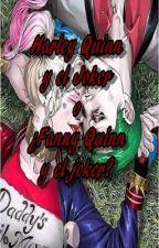 Harley Quinn y el Joker o ¿Fanny Quinn y el Joker? by Pan_conchicle