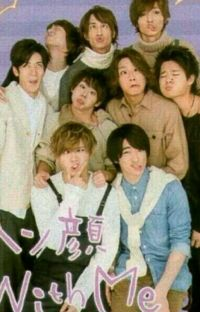 Chat Room HaEsJe (Hey!Say!Jump) cover