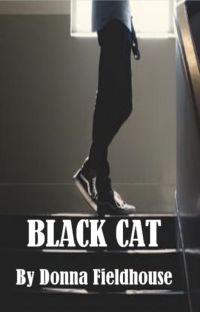 BLACK CAT.✔ cover