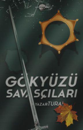 Gökyüzü Savaşçıları by yazarTURAL