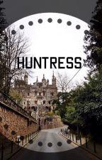 HUNTRESS by alisawasilewski