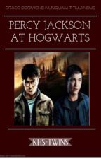 Percy Jackson at Hogwarts by KHS-Twins