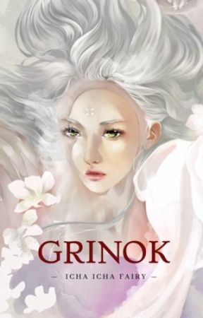 GRINOK by ichaichafairy