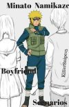 Minato Namikaze Boyfriend Scenarios[Modern] cover