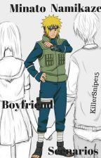 Minato Namikaze Boyfriend Scenarios[Modern] by KillerSnipe15