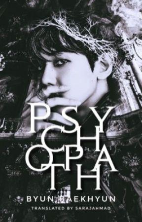 Psychopath    B.BH  by SaraJAhmad
