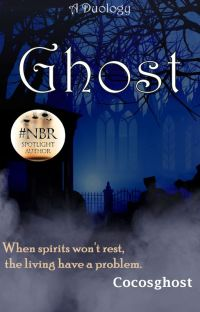 GHOST  👻 (A Paranormal Romance) cover